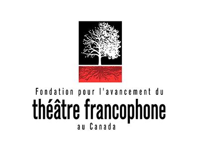 """""""Fondation pour l'avancement du théâtre francophone au Canada"""" award ceremony"""