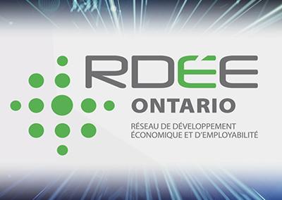 RDÉE Ontario – Promo