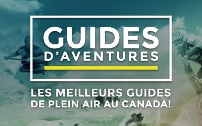 Guides d'aventures – Season 3