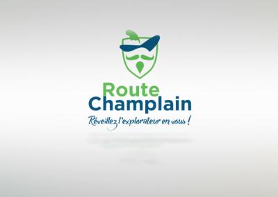 Champlain's Route