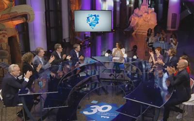On n'a pas tous les jours 30 ans on TV5MONDE