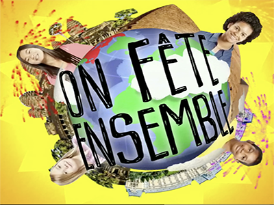 On fête ensemble 2 broadcast schedule