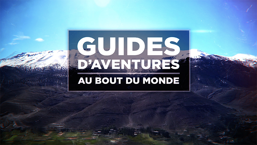 Guides d'aventures – Season 4